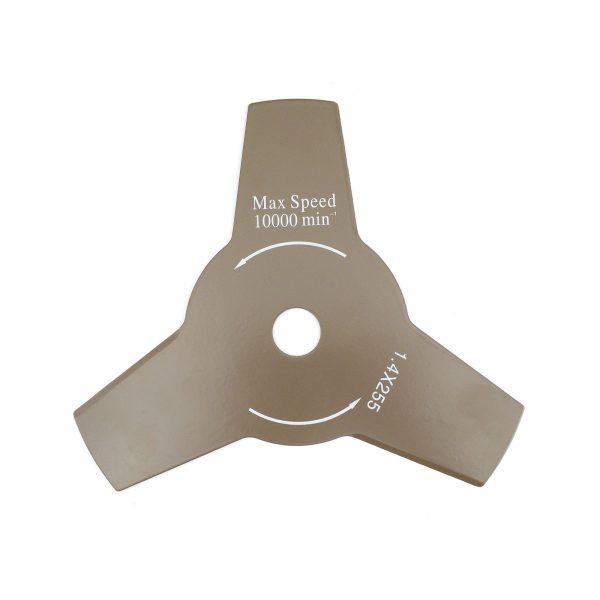 Profesionalni trokraki nož za košenje dobijate u paketu uz kupljeni trimer.